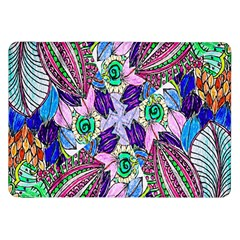 Wallpaper Created From Coloring Book Samsung Galaxy Tab 8 9  P7300 Flip Case