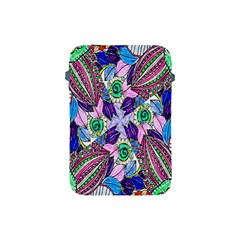 Wallpaper Created From Coloring Book Apple Ipad Mini Protective Soft Cases