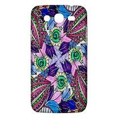 Wallpaper Created From Coloring Book Samsung Galaxy Mega 5 8 I9152 Hardshell Case