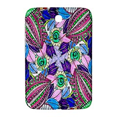 Wallpaper Created From Coloring Book Samsung Galaxy Note 8 0 N5100 Hardshell Case