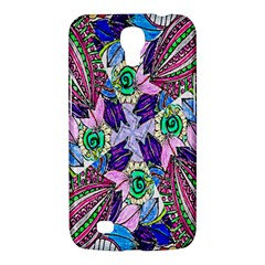 Wallpaper Created From Coloring Book Samsung Galaxy Mega 6.3  I9200 Hardshell Case