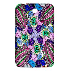 Wallpaper Created From Coloring Book Samsung Galaxy Tab 3 (7 ) P3200 Hardshell Case