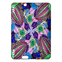Wallpaper Created From Coloring Book Kindle Fire Hdx Hardshell Case