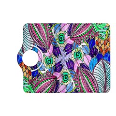Wallpaper Created From Coloring Book Kindle Fire Hd (2013) Flip 360 Case