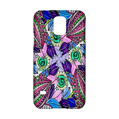 Wallpaper Created From Coloring Book Samsung Galaxy S5 Hardshell Case