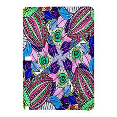 Wallpaper Created From Coloring Book Samsung Galaxy Tab Pro 10 1 Hardshell Case