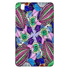 Wallpaper Created From Coloring Book Samsung Galaxy Tab Pro 8.4 Hardshell Case