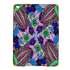 Wallpaper Created From Coloring Book Ipad Air 2 Hardshell Cases