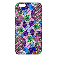 Wallpaper Created From Coloring Book Iphone 6 Plus/6s Plus Tpu Case