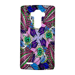 Wallpaper Created From Coloring Book LG G4 Hardshell Case