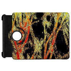 Artistic Effect Fractal Forest Background Kindle Fire Hd 7