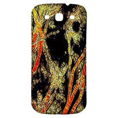 Artistic Effect Fractal Forest Background Samsung Galaxy S3 S Iii Classic Hardshell Back Case
