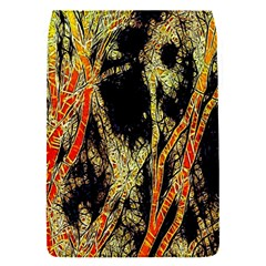 Artistic Effect Fractal Forest Background Flap Covers (s)