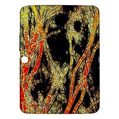 Artistic Effect Fractal Forest Background Samsung Galaxy Tab 3 (10 1 ) P5200 Hardshell Case