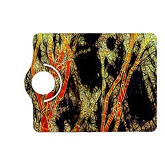 Artistic Effect Fractal Forest Background Kindle Fire HD (2013) Flip 360 Case