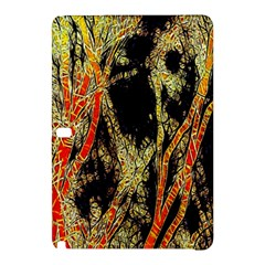 Artistic Effect Fractal Forest Background Samsung Galaxy Tab Pro 10 1 Hardshell Case