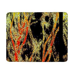 Artistic Effect Fractal Forest Background Samsung Galaxy Tab Pro 8 4  Flip Case