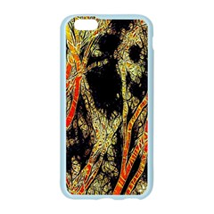 Artistic Effect Fractal Forest Background Apple Seamless iPhone 6/6S Case (Color)