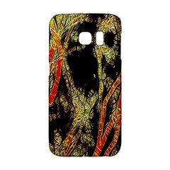 Artistic Effect Fractal Forest Background Galaxy S6 Edge