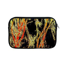 Artistic Effect Fractal Forest Background Apple Macbook Pro 13  Zipper Case