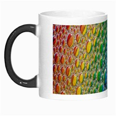 Bubbles Rainbow Colourful Colors Morph Mugs