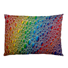 Bubbles Rainbow Colourful Colors Pillow Case