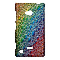 Bubbles Rainbow Colourful Colors Nokia Lumia 720