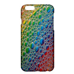 Bubbles Rainbow Colourful Colors Apple Iphone 6 Plus/6s Plus Hardshell Case
