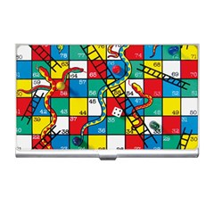 Snakes And Ladders Business Card Holders