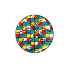 Snakes And Ladders Hat Clip Ball Marker