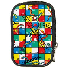 Snakes And Ladders Compact Camera Cases