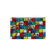 Snakes And Ladders Cosmetic Bag (Small)