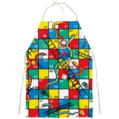 Snakes And Ladders Full Print Aprons