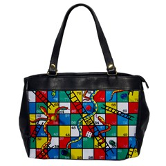 Snakes And Ladders Office Handbags