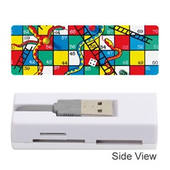 Snakes And Ladders Memory Card Reader (stick)