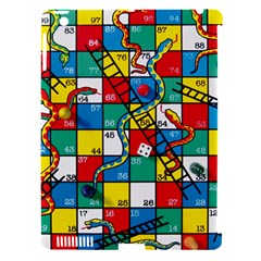 Snakes And Ladders Apple Ipad 3/4 Hardshell Case (compatible With Smart Cover)