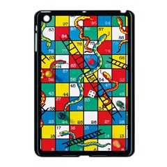 Snakes And Ladders Apple Ipad Mini Case (black)