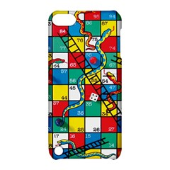 Snakes And Ladders Apple Ipod Touch 5 Hardshell Case With Stand