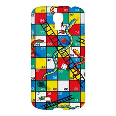 Snakes And Ladders Samsung Galaxy S4 I9500/i9505 Hardshell Case