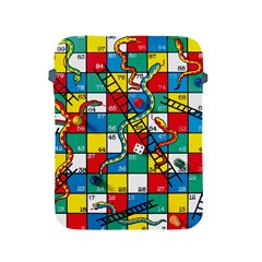 Snakes And Ladders Apple Ipad 2/3/4 Protective Soft Cases