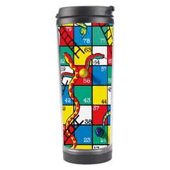 Snakes And Ladders Travel Tumbler