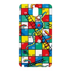 Snakes And Ladders Samsung Galaxy Note 3 N9005 Hardshell Back Case