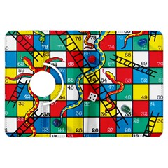 Snakes And Ladders Kindle Fire Hdx Flip 360 Case