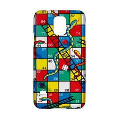 Snakes And Ladders Samsung Galaxy S5 Hardshell Case