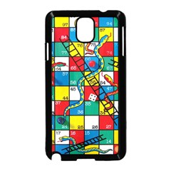 Snakes And Ladders Samsung Galaxy Note 3 Neo Hardshell Case (black)