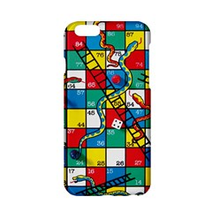 Snakes And Ladders Apple iPhone 6/6S Hardshell Case