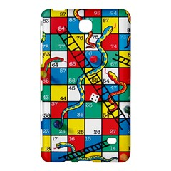 Snakes And Ladders Samsung Galaxy Tab 4 (7 ) Hardshell Case