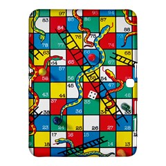 Snakes And Ladders Samsung Galaxy Tab 4 (10 1 ) Hardshell Case