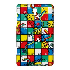 Snakes And Ladders Samsung Galaxy Tab S (8 4 ) Hardshell Case