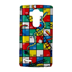 Snakes And Ladders LG G4 Hardshell Case